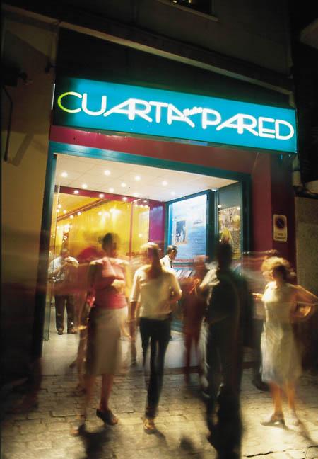 Fotos de La República Cultural - 7109 Sala Cuarta Pared