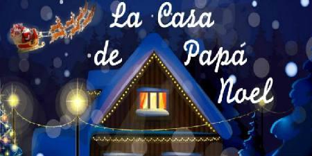 La casa de pap noel de la compa a maktub teatro evento agenda la rep blica 43200 - La casa de papa noel alicante ...